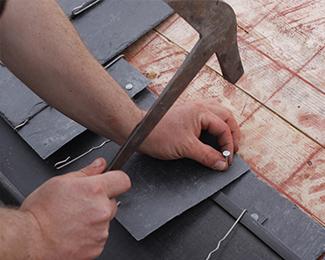 Rénovation de couverture en ardoise à Valenciennes