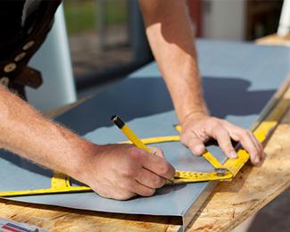 Rénovation de toiture en zinc à Valenciennes